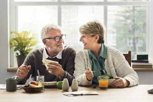40세가 되면 해야 할 식단의 변화 5가지