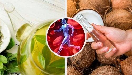 혈액순환 문제를 없애주는 7가지 자연 요법