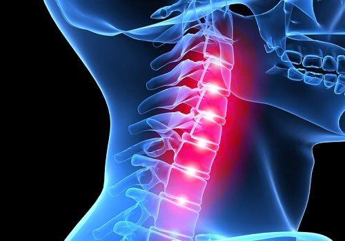 스트레스와 척추의 연관성
