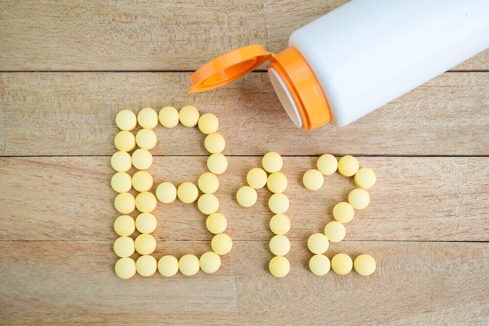 비타민 B12 섭취량을 주시하자