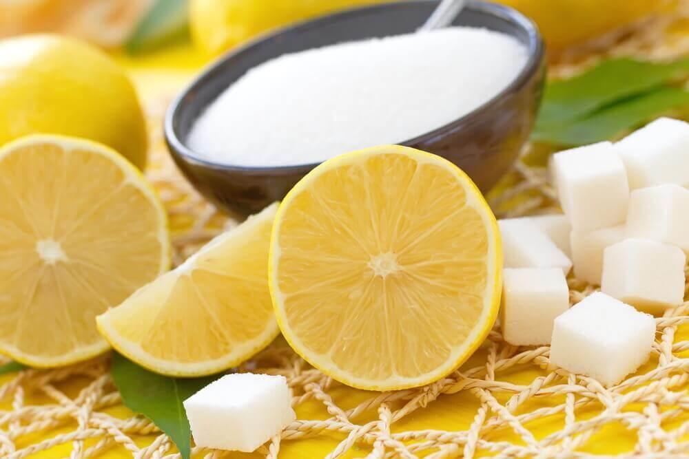 아름답고 건강한 피부를 위한 레몬 레시피