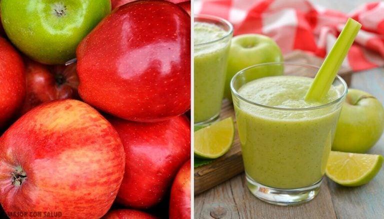 사과를 맛있게 먹는 방법 9가지