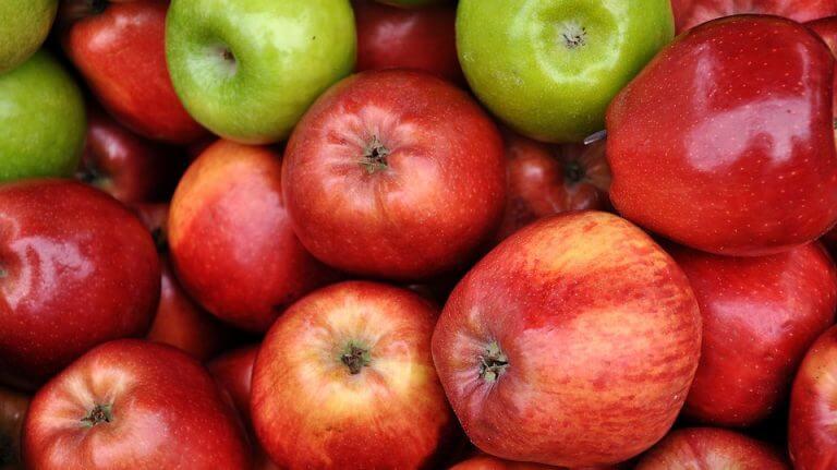 사과를 맛있게 먹는 방법