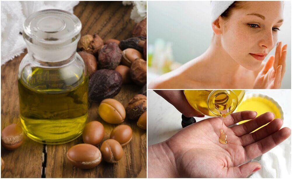 아르간 오일을 피부 관리에 활용하는 6가지 방법