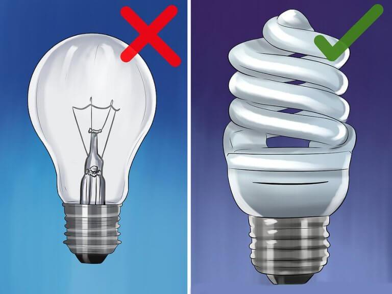 전기 사용량을 줄일 수 있는 7가지 방법