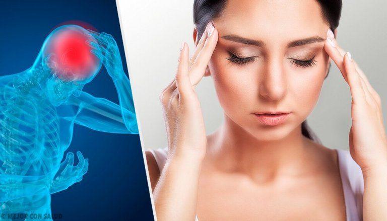 일반적인 두통의 5가지 원인