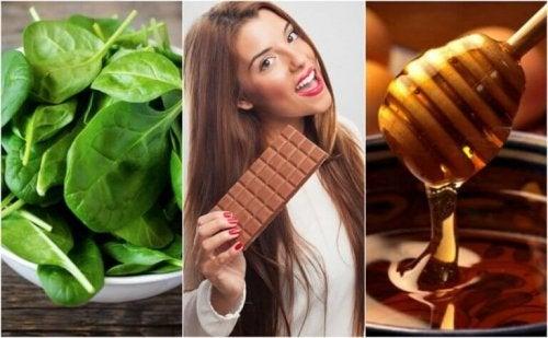 기분이 좋아지게 하는 건강한 식품 6가지