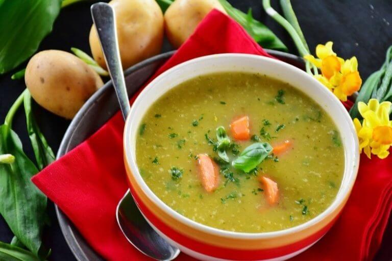 지방 연소 수프 다이어트