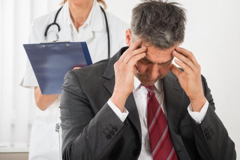 긴장성 두통