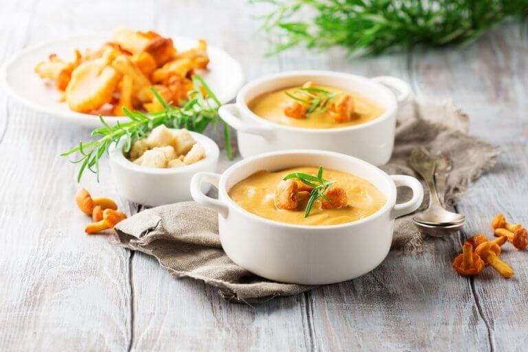 호박 수프