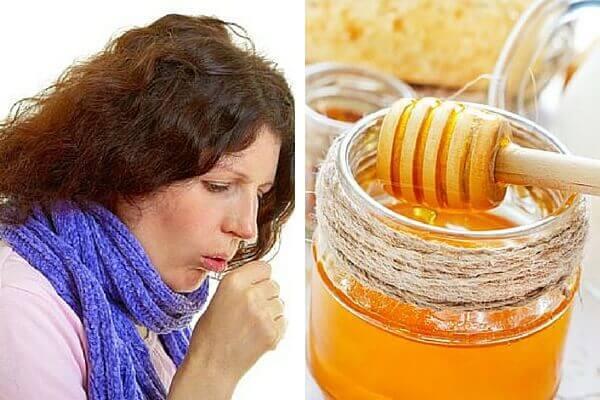 마른 기침을 할 때 먹는 3가지 홈메이드 시럽
