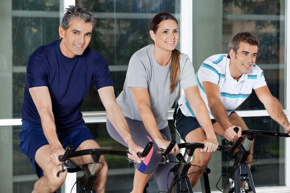 40세 이상의 사람들에게 적합한 운동