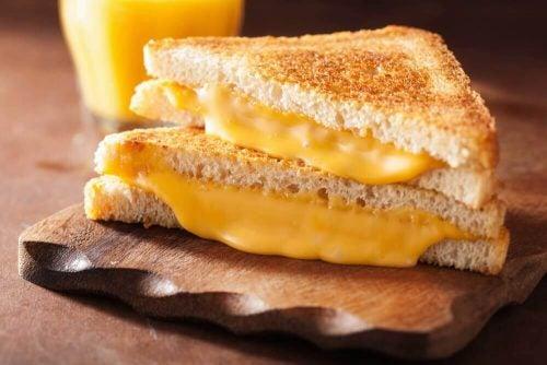 아메리칸 치즈