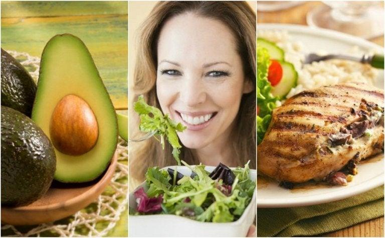 체중을 감량하고 싶다면 꼭 먹어야 할 7가지 식품