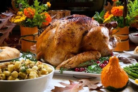 크리스마스에 건강하게 식사하는 9가지 팁
