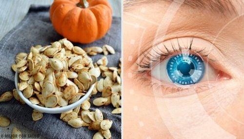 시력 감퇴를 예방하기 위한 5가지 천연 요법