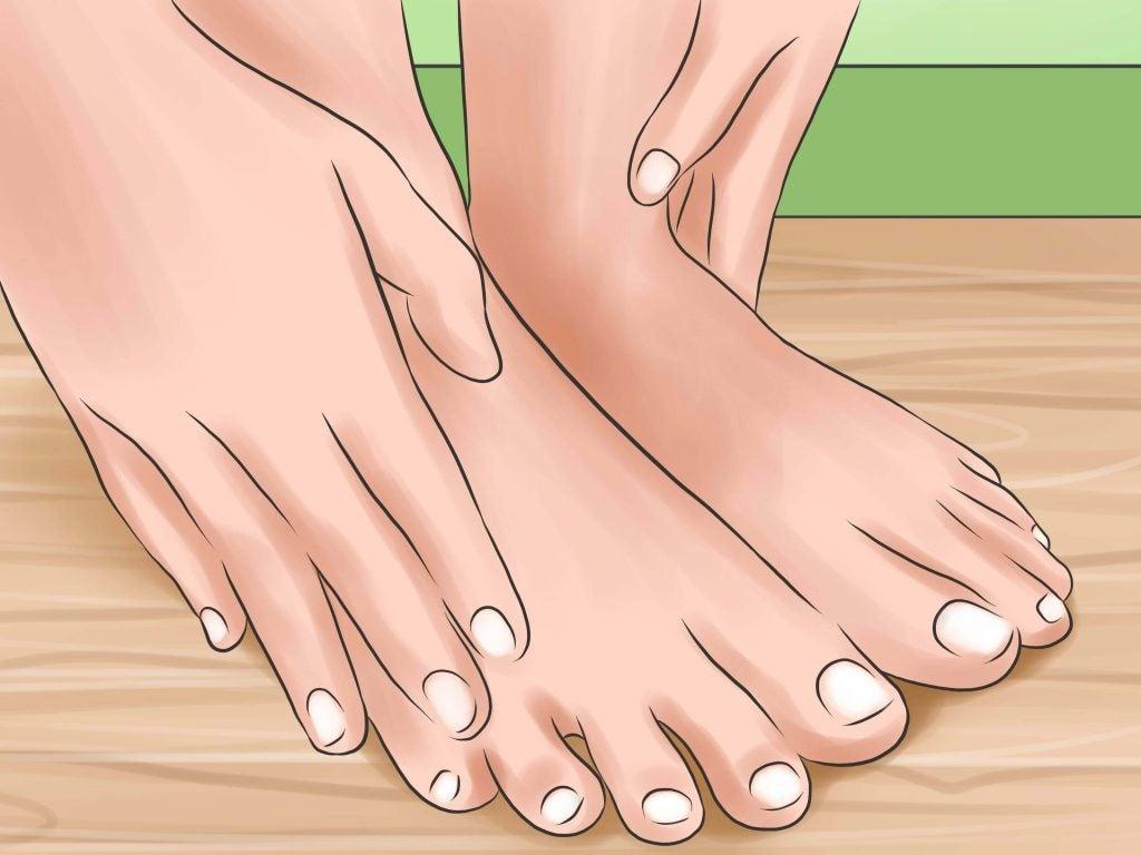 예쁜 발을 만드는 발 관리법 6가지