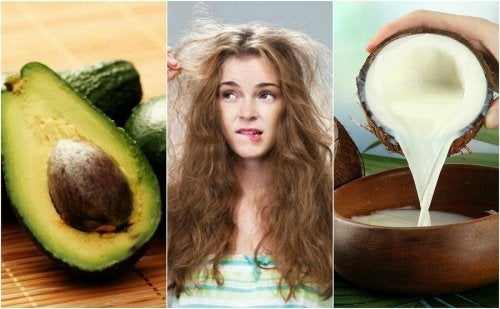 곱슬거리는 머리를 위한 5가지 천연 제품
