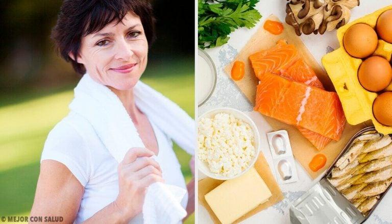 40세가 넘으면 필요한 6가지 영양분