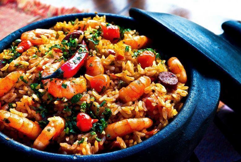 중국식 볶음밥을 맛있게 만들어보자