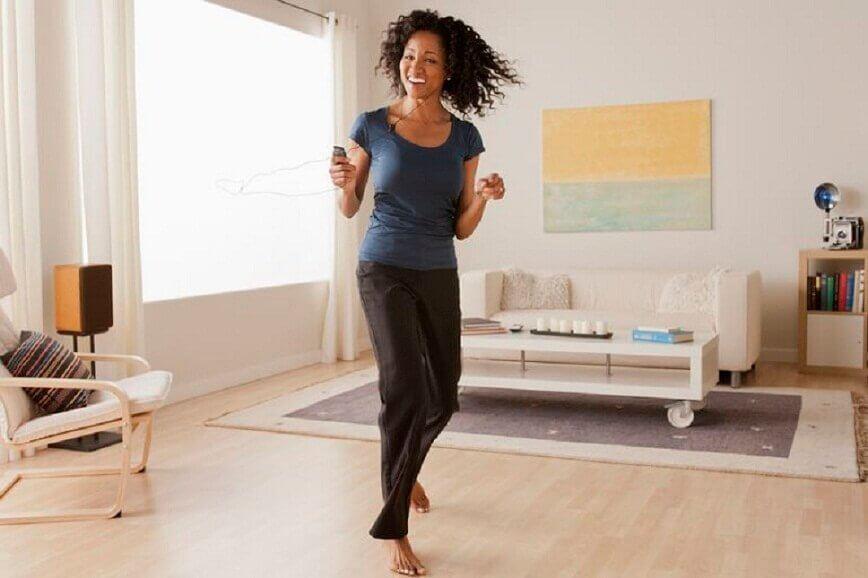 신진대사를 활성화하는 6가지 운동 춤