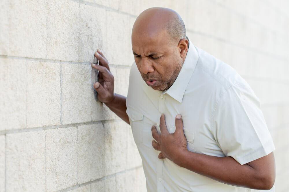 심장마비 혹은 심근경색증