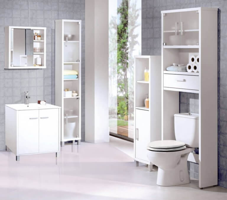 상자로 만드는 재미있는 공예품 7가지 욕실