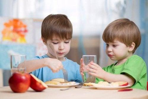 아이들을 위한 5가지 건강한 아침 식사