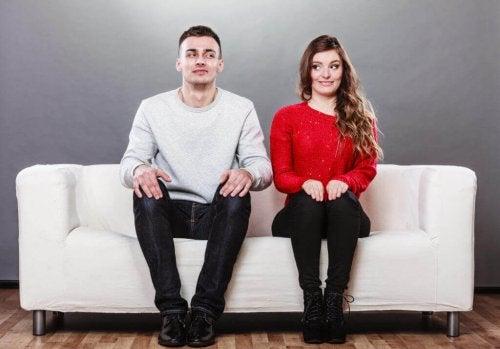 사랑과 습관의 6가지 차이점
