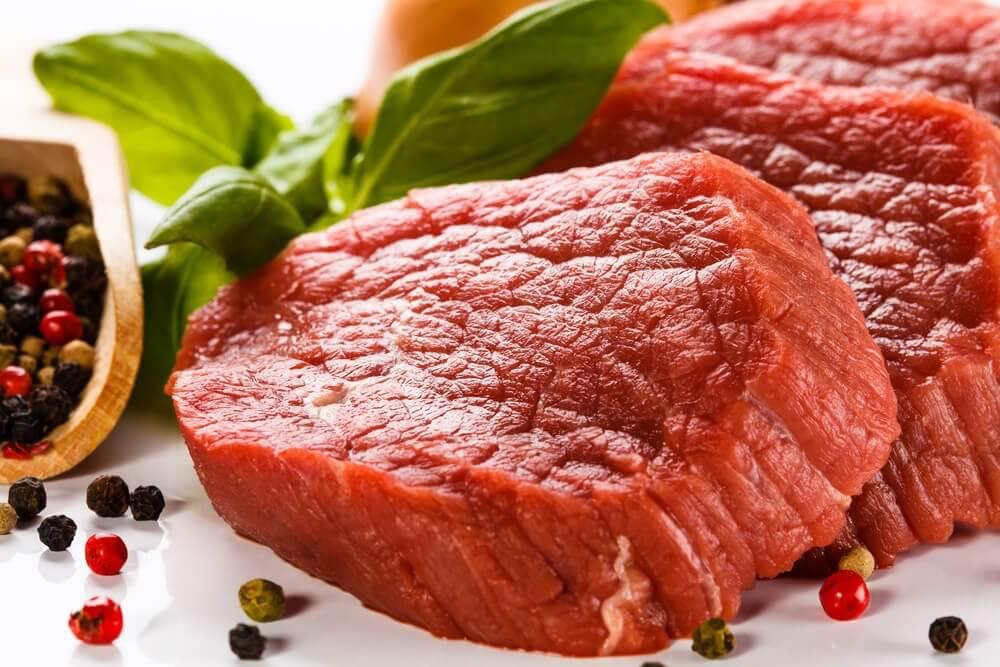 철분 수치 붉은 고기