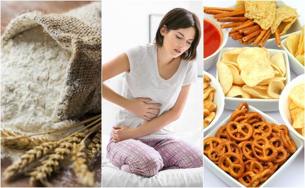 염증이 있을 때 피해야 할 8가지 음식