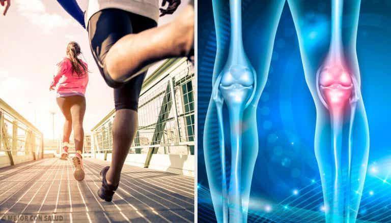 무릎 통증을 유발하는 일상적인 습관