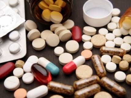 비타민 D 결핍증 약물
