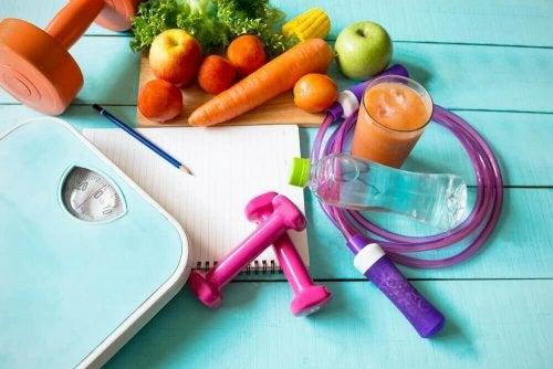 신진대사를 빠르게 하여 체중 감량을 돕는 2가지 식단