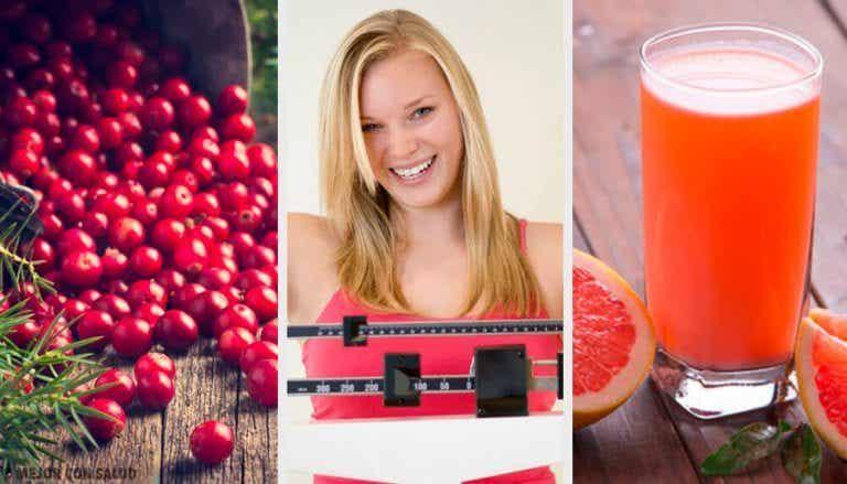 쉽게 체중을 감량할 수 있도록 도움을 주는 6가지 과일