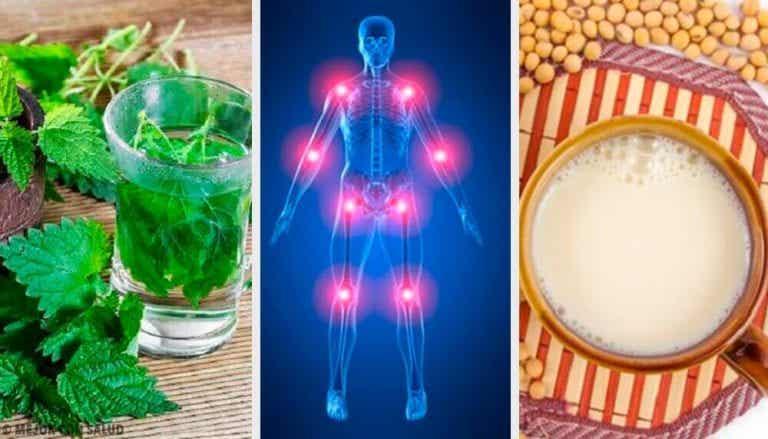 뼈 통증을 위한 6가지 치료법