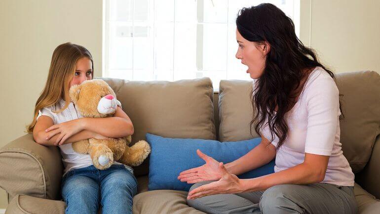 아이의 반항을 현명하게 통제하는 방법