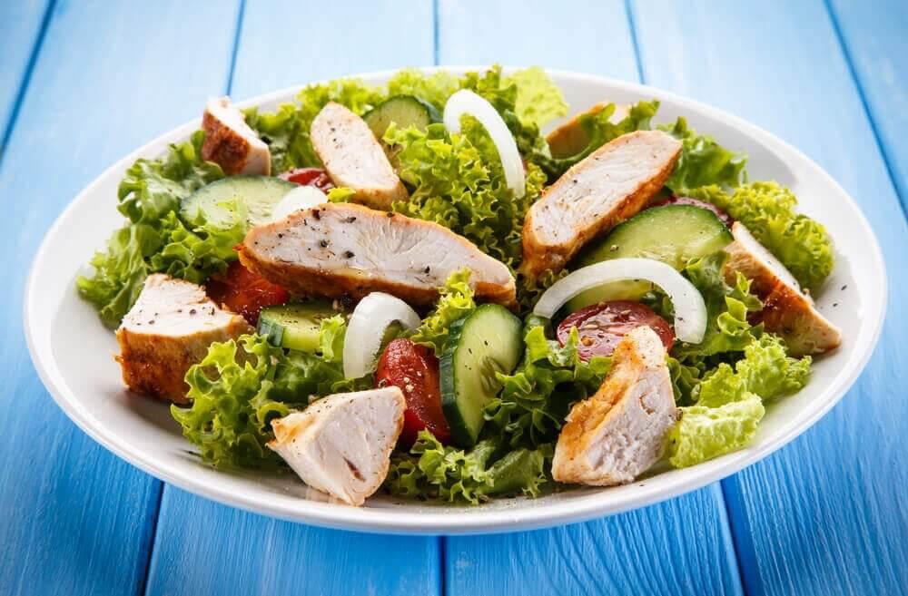 신진대사를 빠르게 하고 체중 감량을 돕는 건강한 식단
