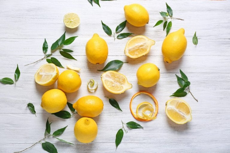 감량을 가속하는 레몬