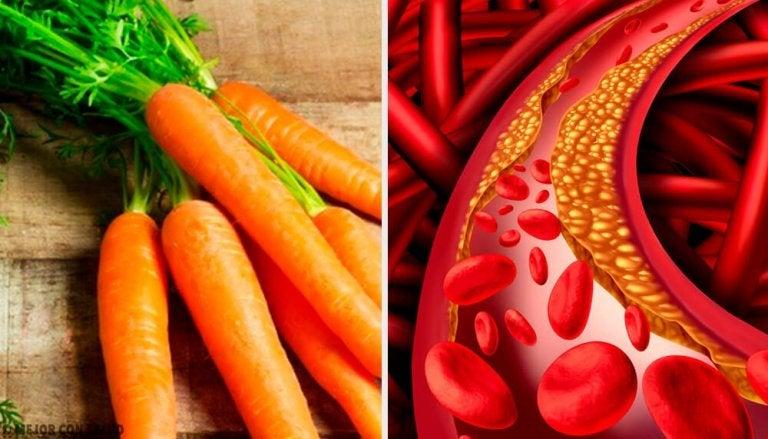 콜레스테롤을 조절하는 간단한 천연 요법