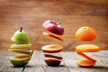 지방과 군살을 빼기 위한 균형 잡힌 식사 7가지