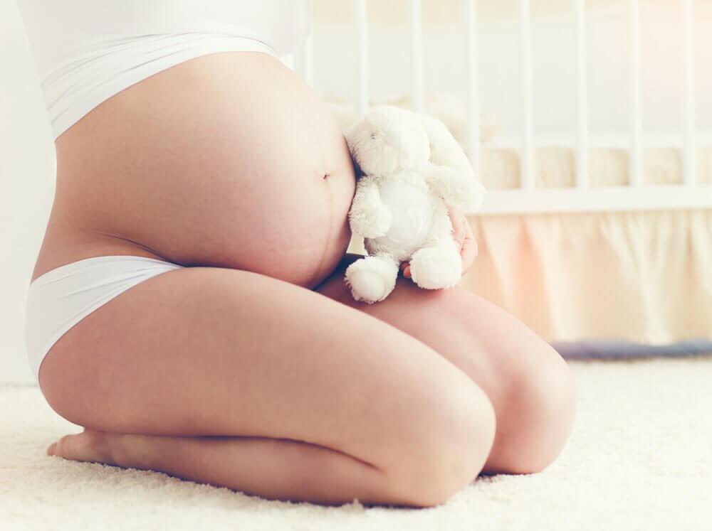 임신으로 인해 생기는 흑선은 무엇일까?