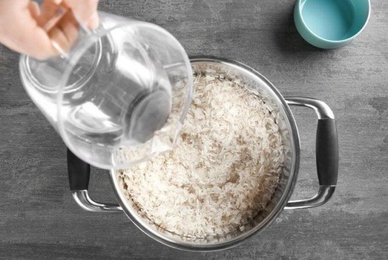 쌀로 만드는 개성있는 밥