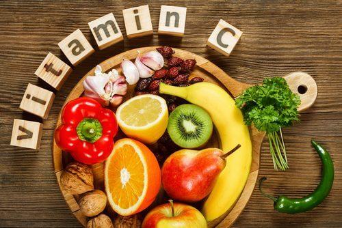 피부를 위한 비타민C