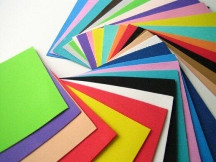 폼페이퍼로 만드는 간단한 5가지 공예품
