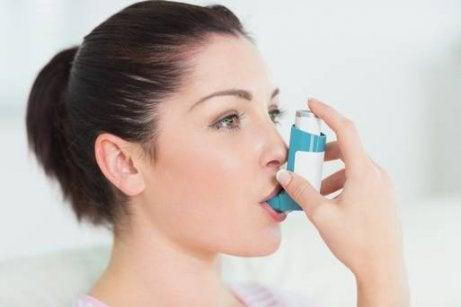 계절성 알레르기 자연 요법
