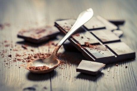 영양가 높은 초콜릿 스프레드를 만들어보자