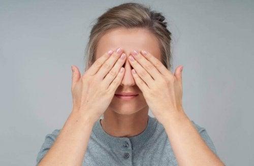 눈 건강을 위한 4가지 운동