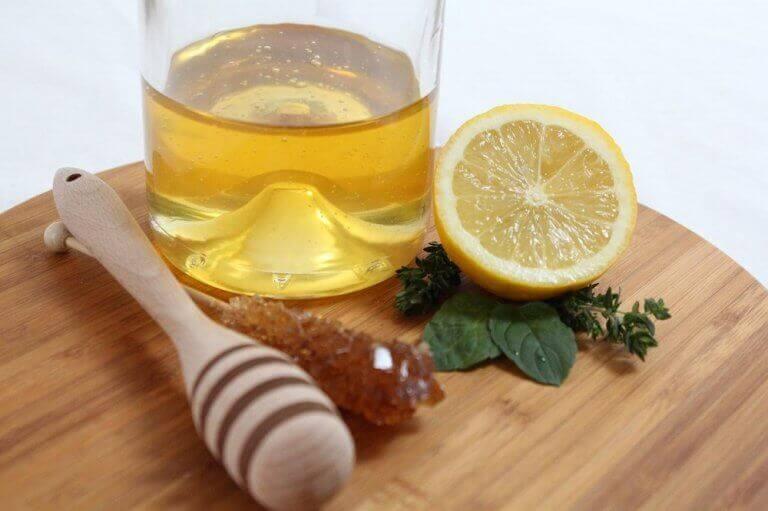 레몬, 사과식초, 올리브 오일 치료제