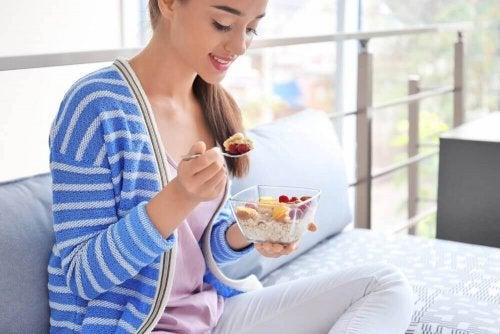 효과적인 체중 감량을 위한 귀리 다이어트